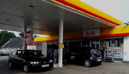 To personer forsøgte indbrud hos Shell