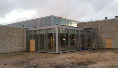 Byggeriet af Borren må forlænges seks uger