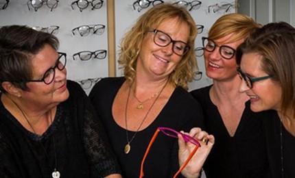 Optiker har haft fremgang