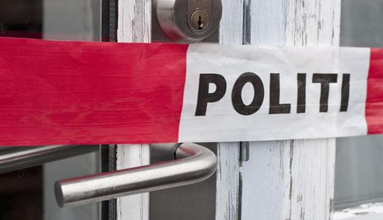 Kunst stjålet ved indbrud i Rørvig