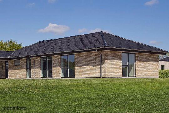 Nyt hus med lavt energiforbrug