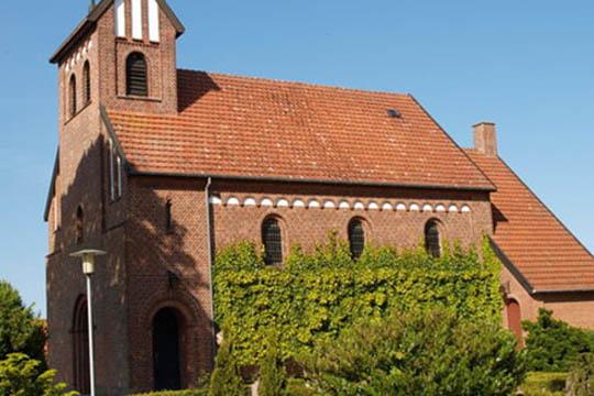 Indbrud og hærværk i Lumsås Kirke