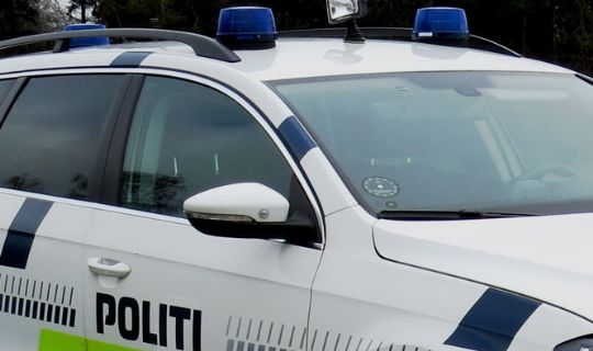 21-årig fra Nykøbing i mindre trafikuheld