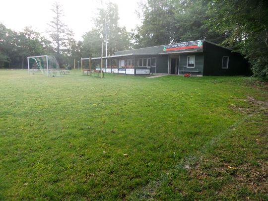Indbrud i Rørvig IFs klubhus
