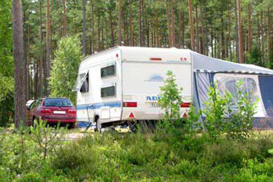 Campingplads fordoblede overskud