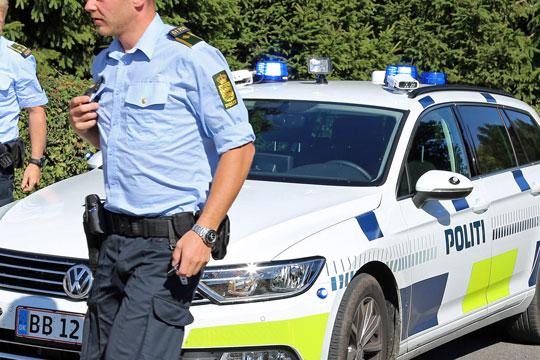 Teeanger anholdt efter tyveri af el-scootere