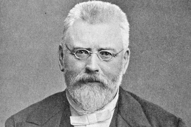 Venstres grundlægger var avisejer i Nykøbing