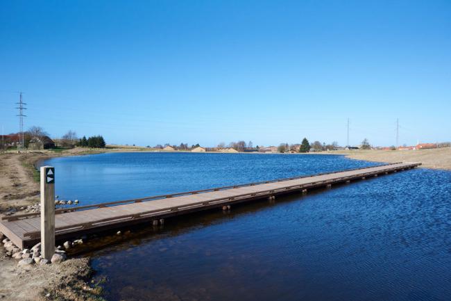 Grønnehave Bæk klar til officiel indvielse