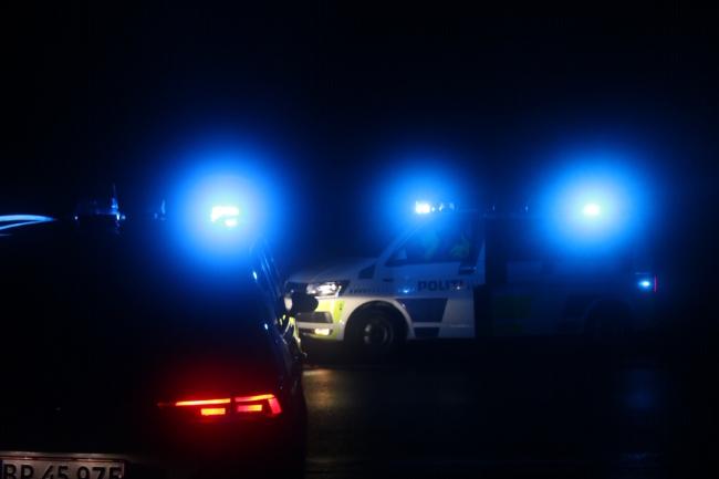 Dramatik anholdelse af spritbilist i Nykøbing