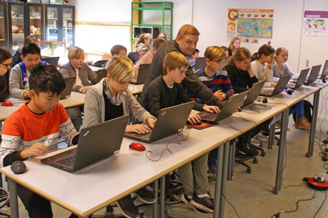 Højby Skole skal renoveres for millioner
