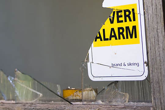 Indbrud i virksomhed i Egebjerg