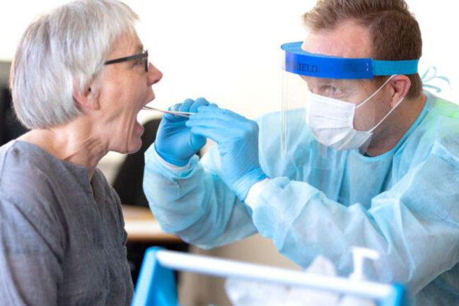 127 nye smittede i Odsherred på en uge
