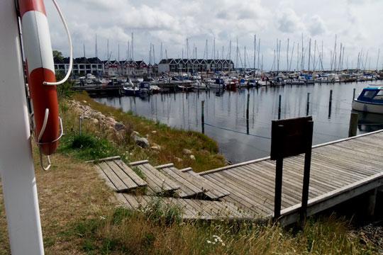 Havne lider af dårlig vedligeholdelse