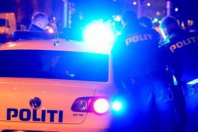 50-årig anholdt efter længere biljagt