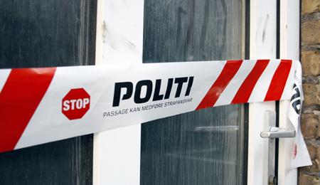 To indbrud på Sjællands Odde