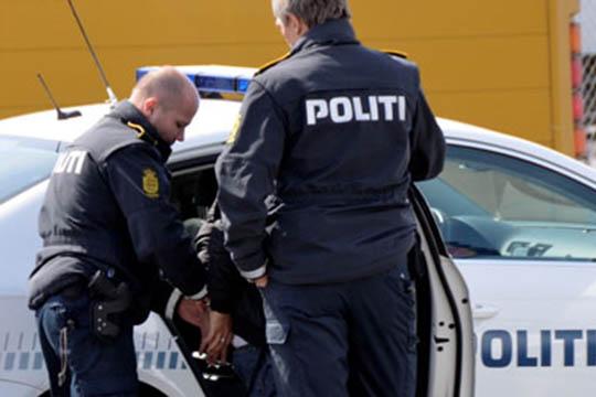 Beruset polak anholdt i Nykøbing