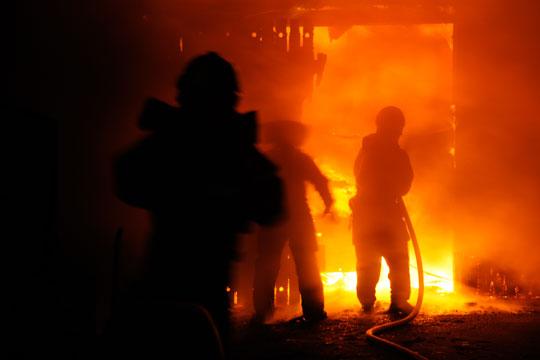 Årsag til brand i lade på Odden uklar