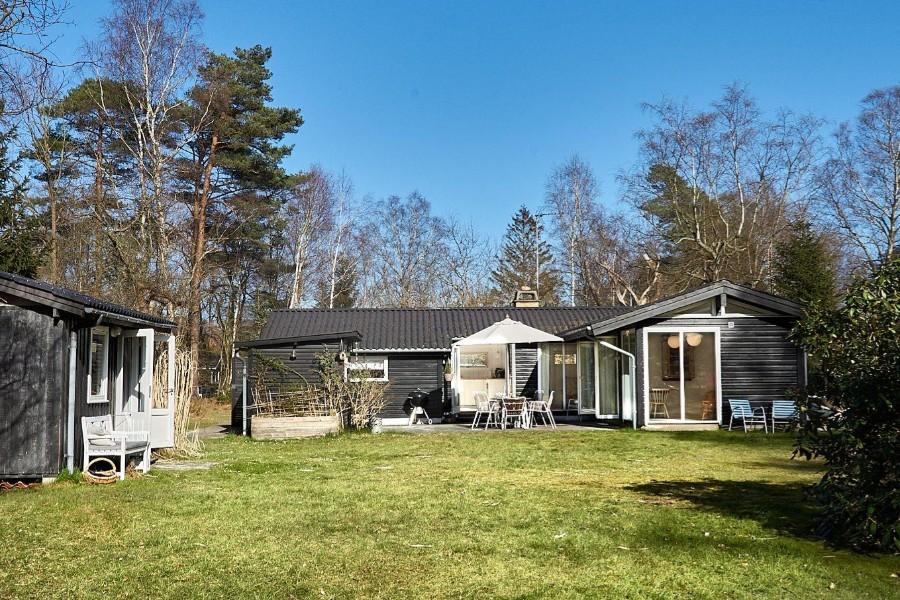 Sommerhus i eftertragtet del af Rørvig