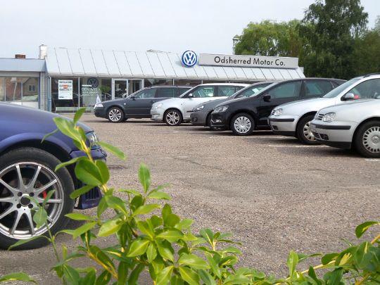 Negativ vækst for Odsherred Motor Co.