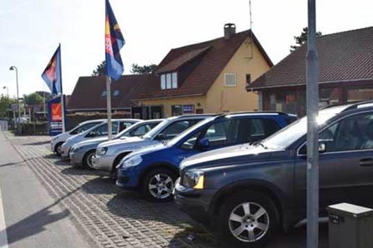 Beskeden nedgang hos Rørvig Auto