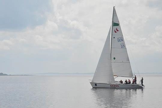 Sejlklub har 158 medlemmer