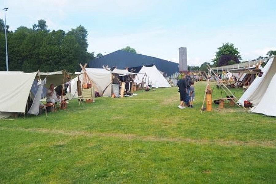 Vikingemarked på Kongeengen