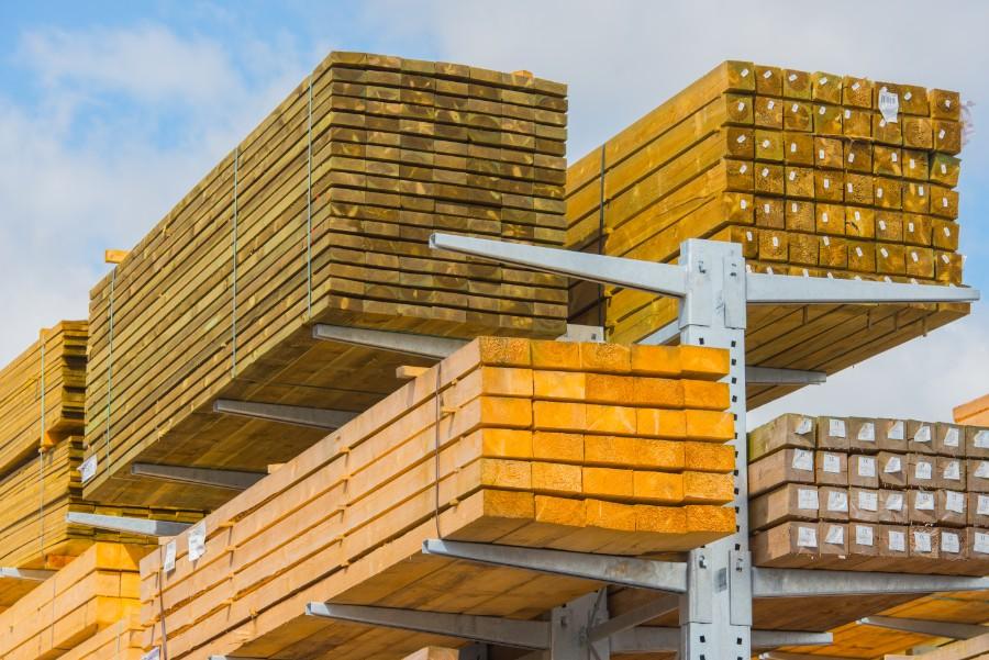 Vækst hos byggemarked på Odden