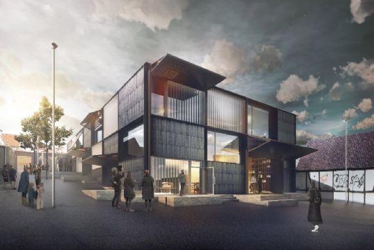 Byggeriet af ny teatersal starter snart