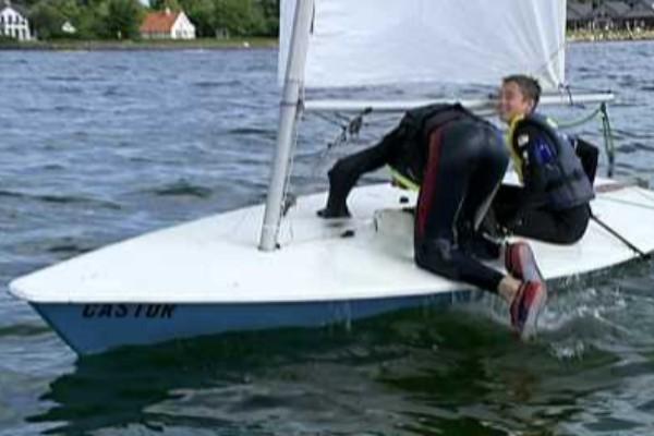 Sejlersæsonen i Rørvig er startet