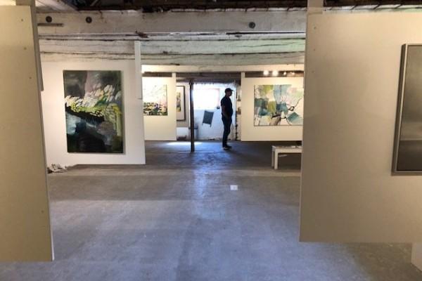 Stor udstilling på Galleri Nakke Hage