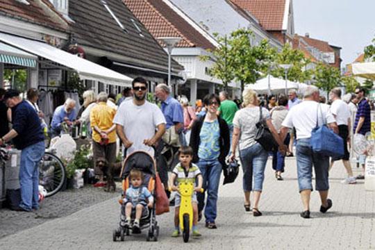 Fortsat faldende indbyggertal i Nykøbing