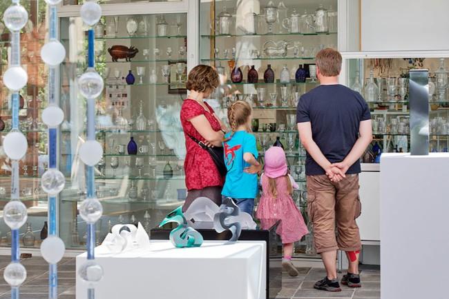 Halv pris på Hempel Glasmuseum