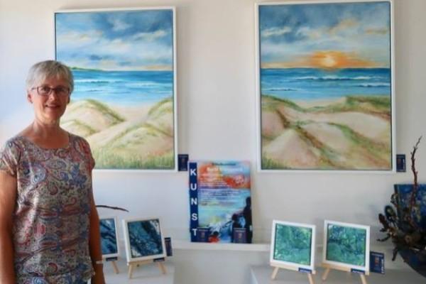 Sommerudstilling i Cafe Nokkens galleri