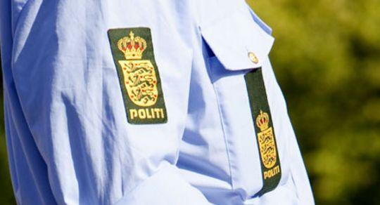 Ferielukning hos politiet i Nykøbing