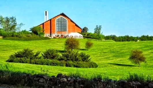 Bornholmsk kunsthåndværk på glasmuseum