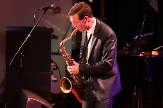 Ypperlig saxofonist kommer til lørdagsjazz
