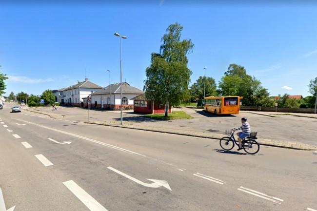 Nykøbings forsømte stationsplads renoveres