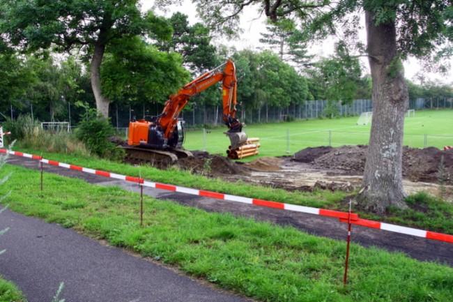 Projekt Grønnehave Bæk er sat i gang
