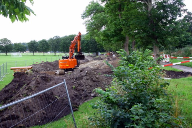 NIF vil kompenseres for mistet areal til bassin