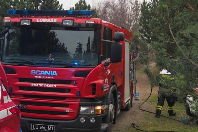Lumsås Brandstation skal have ny brandbil