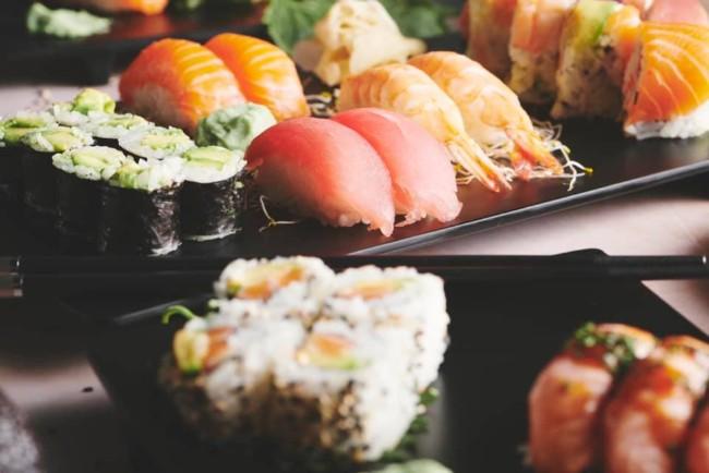 Sushi-bar mere end fordoblede sit overskud