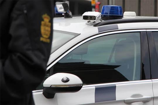 Spritbilist anholdt i Nykøbing