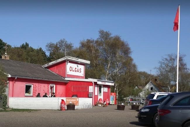 Bestjålet i grillbar på Sjællands Odde