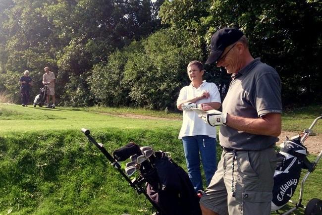 Mange nye medlemmer i Odsherred Golfklub