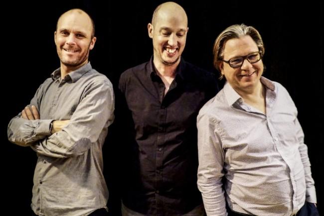 Søren Bebe Trio besøger Pakhuset