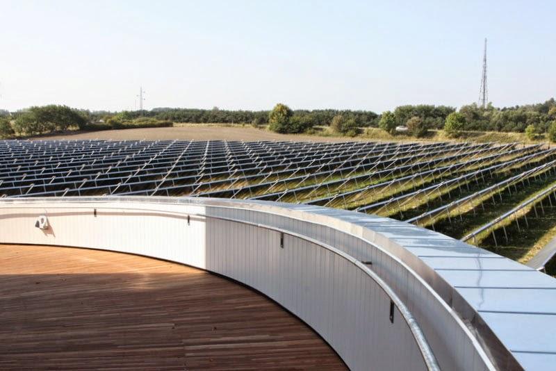 Øget produktion på solvarmeanlæg