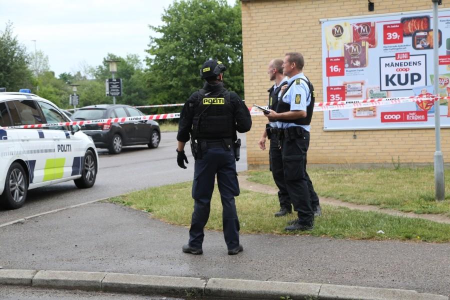 Varetægtsfængslet for knivstik i Holbæk