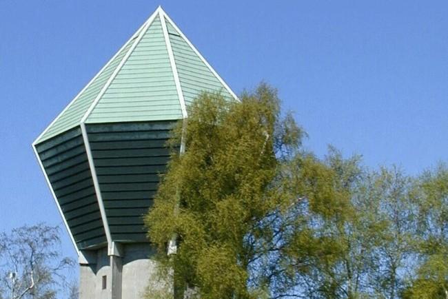 Svært at få solgt vandtårnet i Rørvig