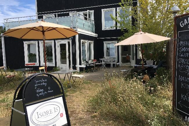 Ny café og galleri på Nykøbing Havn