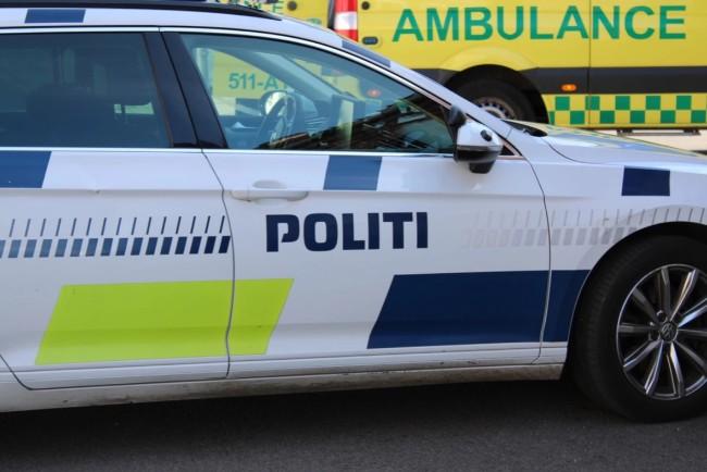 66-årig fra Nykøbing kvæstet i trafikuheld